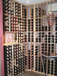 Wine storage units, wine cellars, racks, cooling systems, configuration advice to fit your special wine needs.